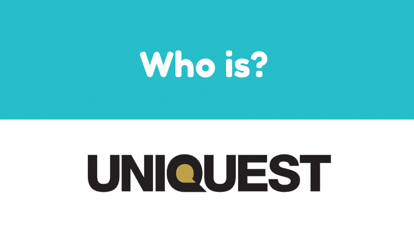 Who is UniQuest? Its role with the Latch-On Program