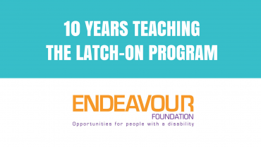 Celebrating 10 years of life changing social impact with UniQuest, UQ and Endeavour Foundation