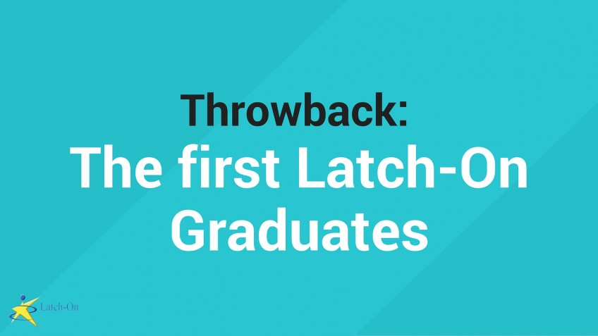 Latch-On students graduate